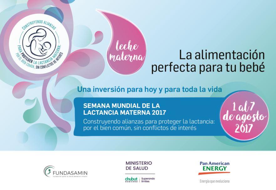 Pae acompa a la semana mundial de la lactancia materna 2017 - Alimentos para producir leche materna ...